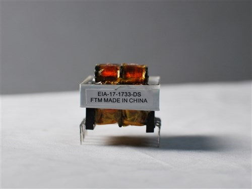 6.3V .18A SPLIT PACK TRANFORMER (1.1 VA)