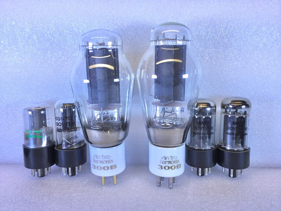 Neo-Classic SE/PP 300B Retube Kit