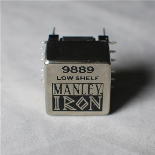 9889 MANLEY LOW SHELF CHOKE INDUCTOR FOR MSMPX