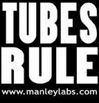 TUBES RULE Sticker
