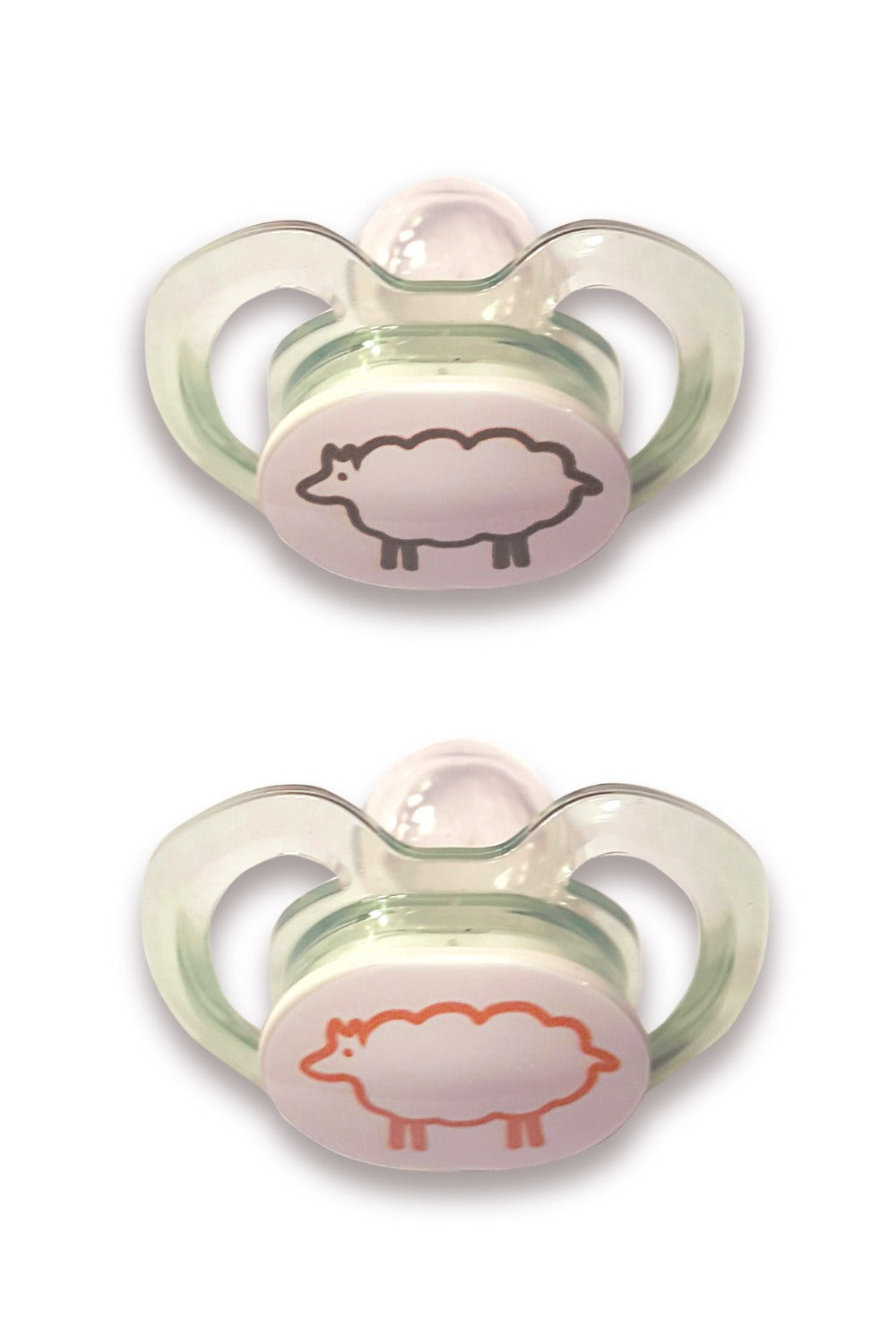 Mixie Baby Orthodontic Pacifier-Stage 2 - Mixie Baby