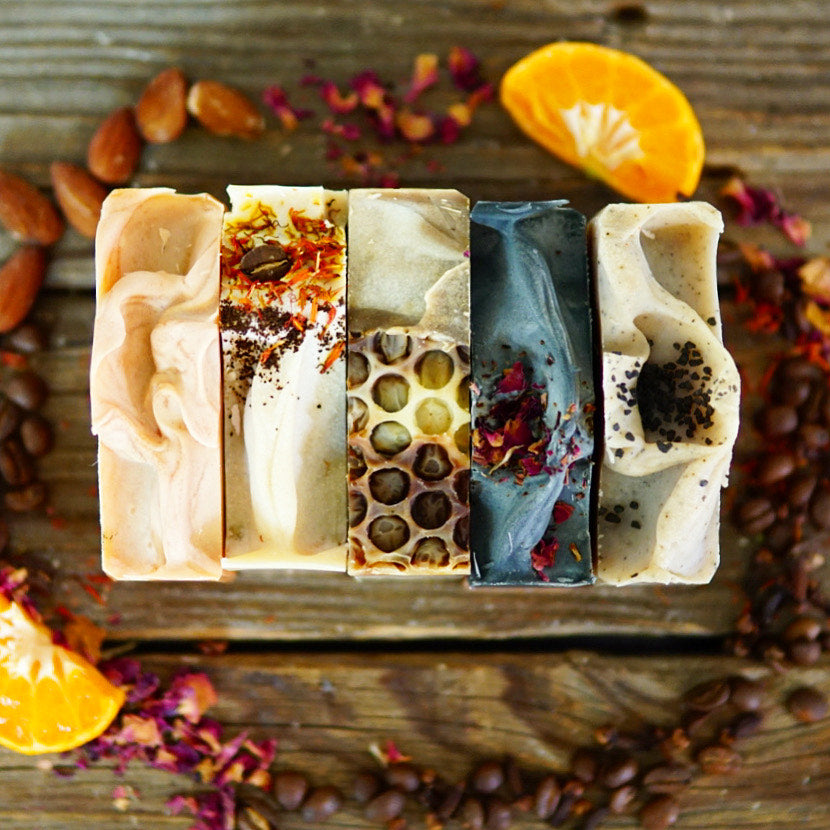 Seasonal Soap Subscription Box