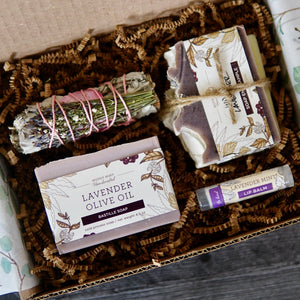 Lavender Bundle - Mother's Day Gift Box