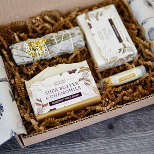 Naked Bundle (Unscented / Sensitive Skin) - Mother's Day Gift Box
