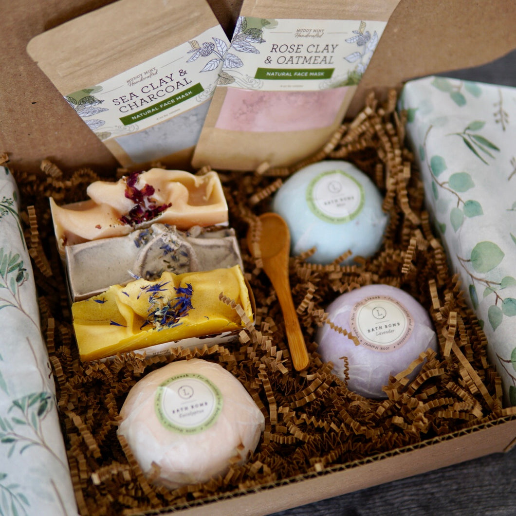 Mega Spa Bundle - Mother's Day Gift Box