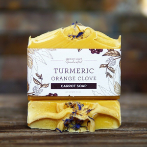 Turmeric Orange Clove Soap