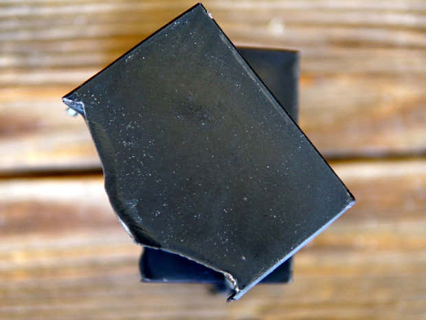 Activated Charcoal Soap with Tea Tree Essential Oil, Natural, Palm Free, Vegan 1
