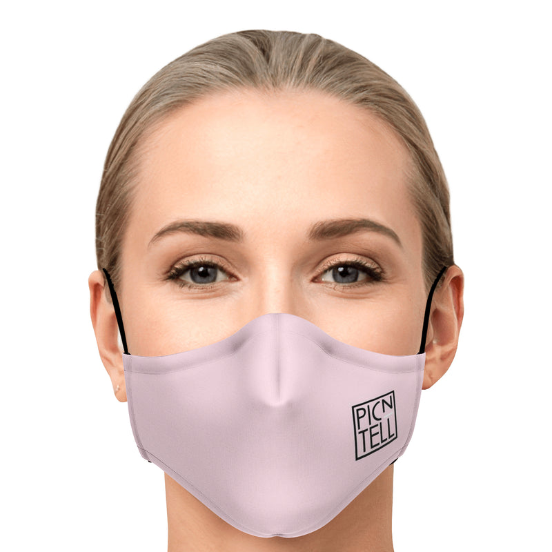 Fashion Face Mask with Picntell Logo