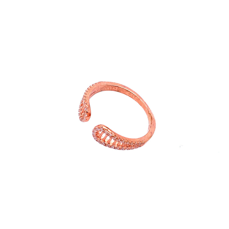 Dainty Ring in Rose Gold