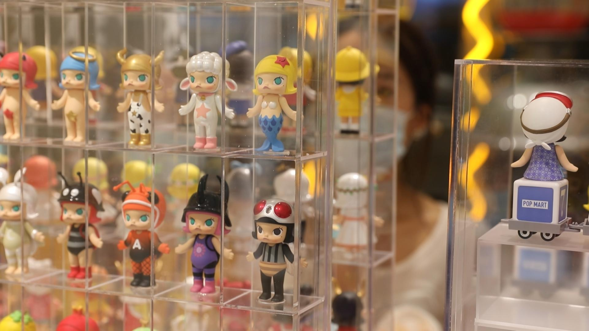 New Money: China's designer toy market grows at warp speed as need for spiritual consumption rises
