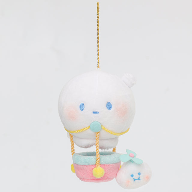 POP MART BOBO&COCO Hot Air Balloon Plush Pendant - popmart global