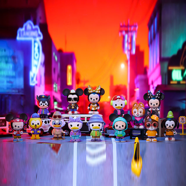 POP MART Disney Mickey and Friends Street Style Series - popmart global