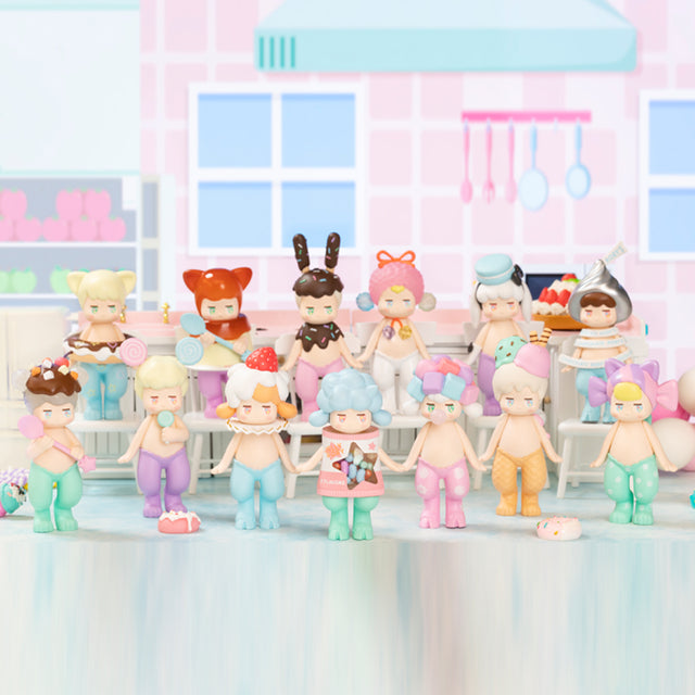 Pop Mart Satyr Rory Sweety series - popmart global