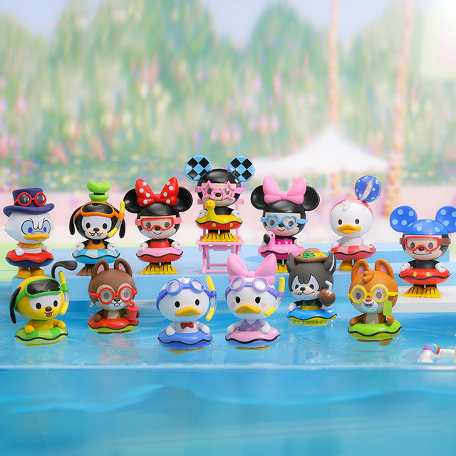 Pop Mart Disney Pool Party series - popmart global