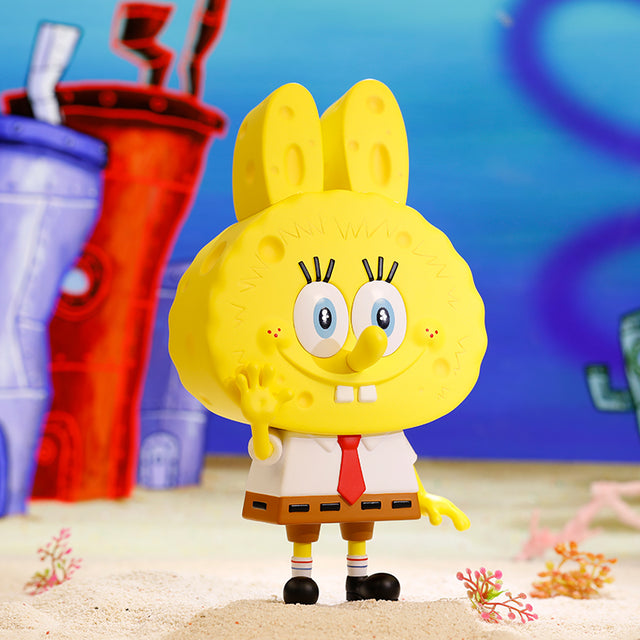 Pop Mart Labubu× SpongeBob Figurine - popmart global