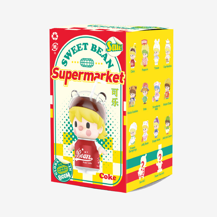 POP MART Sweet Bean Supermarket - popmart global