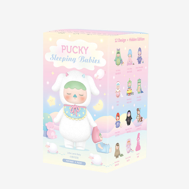 Pop Mart Pucky Sleeping Babies series - popmart global