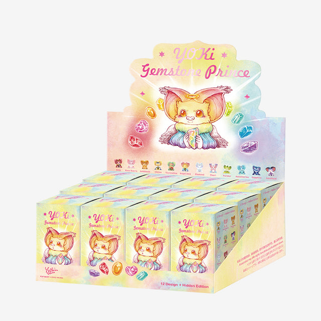 Pop Mart Yoki Genstone Prince series - popmart global