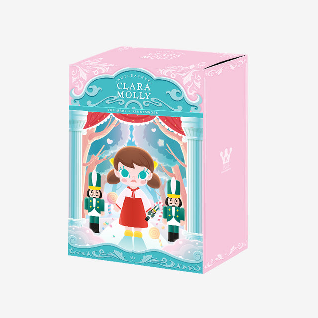 Molly BJD Nutcracker Clara