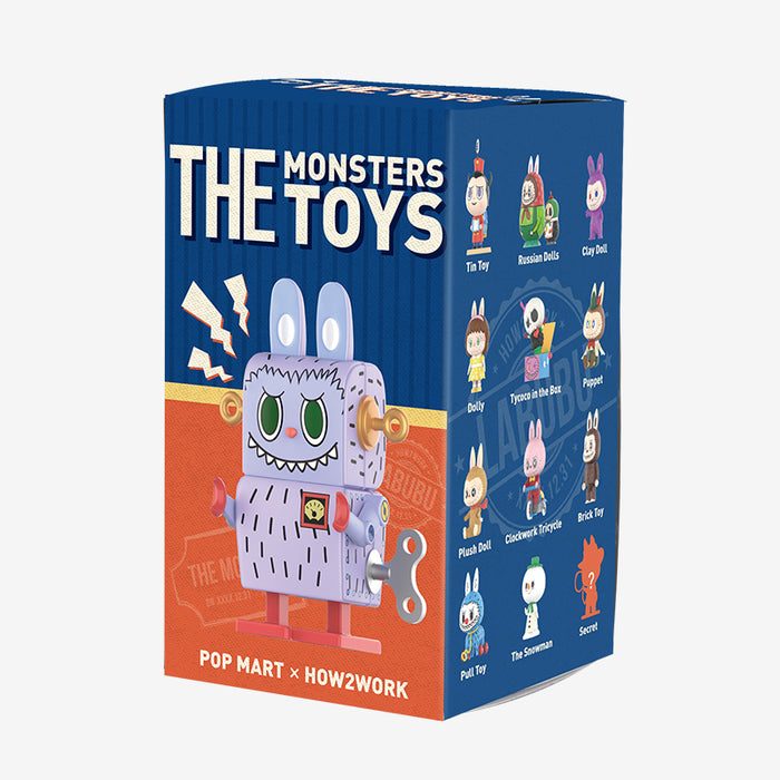 The Monsters Toys Series