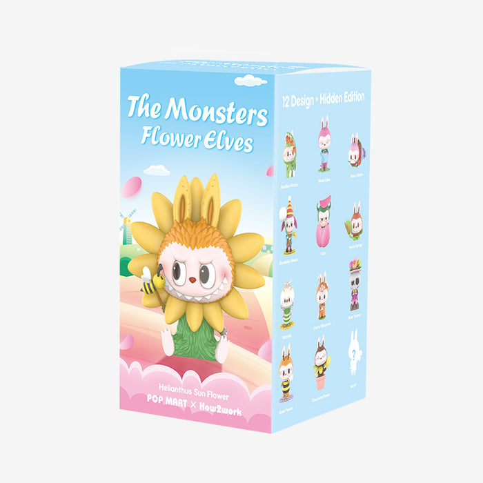 Pop Mart The Monsters Spring Eves series - popmart global