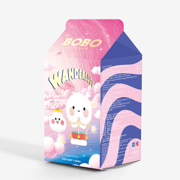 Pop Mart BOBO&COCO Wanderlust series - popmart global