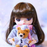 Pop Mart Viya Doll Winter Collectible toys - popmart global