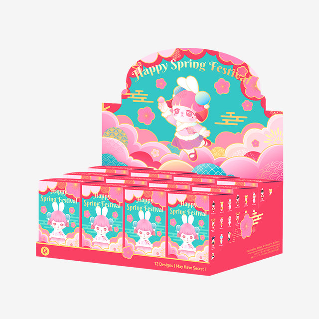 Pop Mart Bunny Happy Spring Festival Series - popmart global