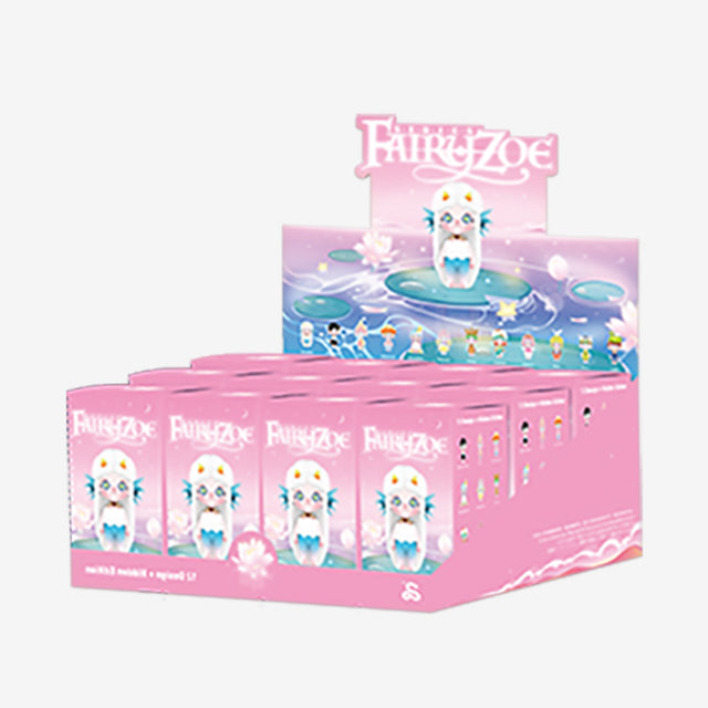 Pop Mart Fairy Zoe series - popmart global