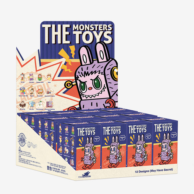 The Monsters Toys Badge