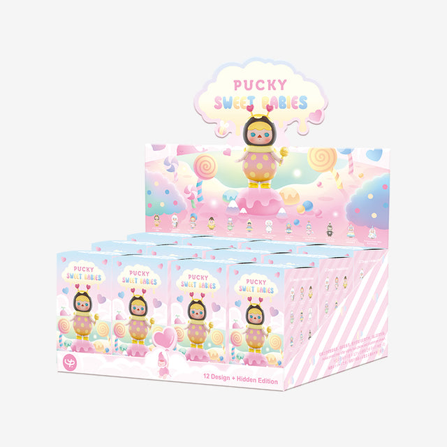 Pop Mart Pucky Sweet series - popmart global