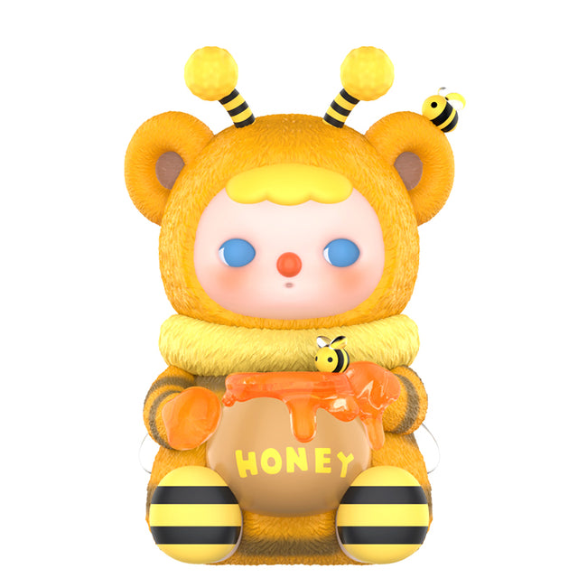 Pop Mart Pucky Honey Bear Baby [Second Batch]