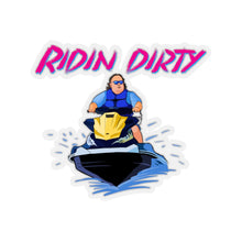 Load image into Gallery viewer, Tiger King Ridin Dirty Sticker