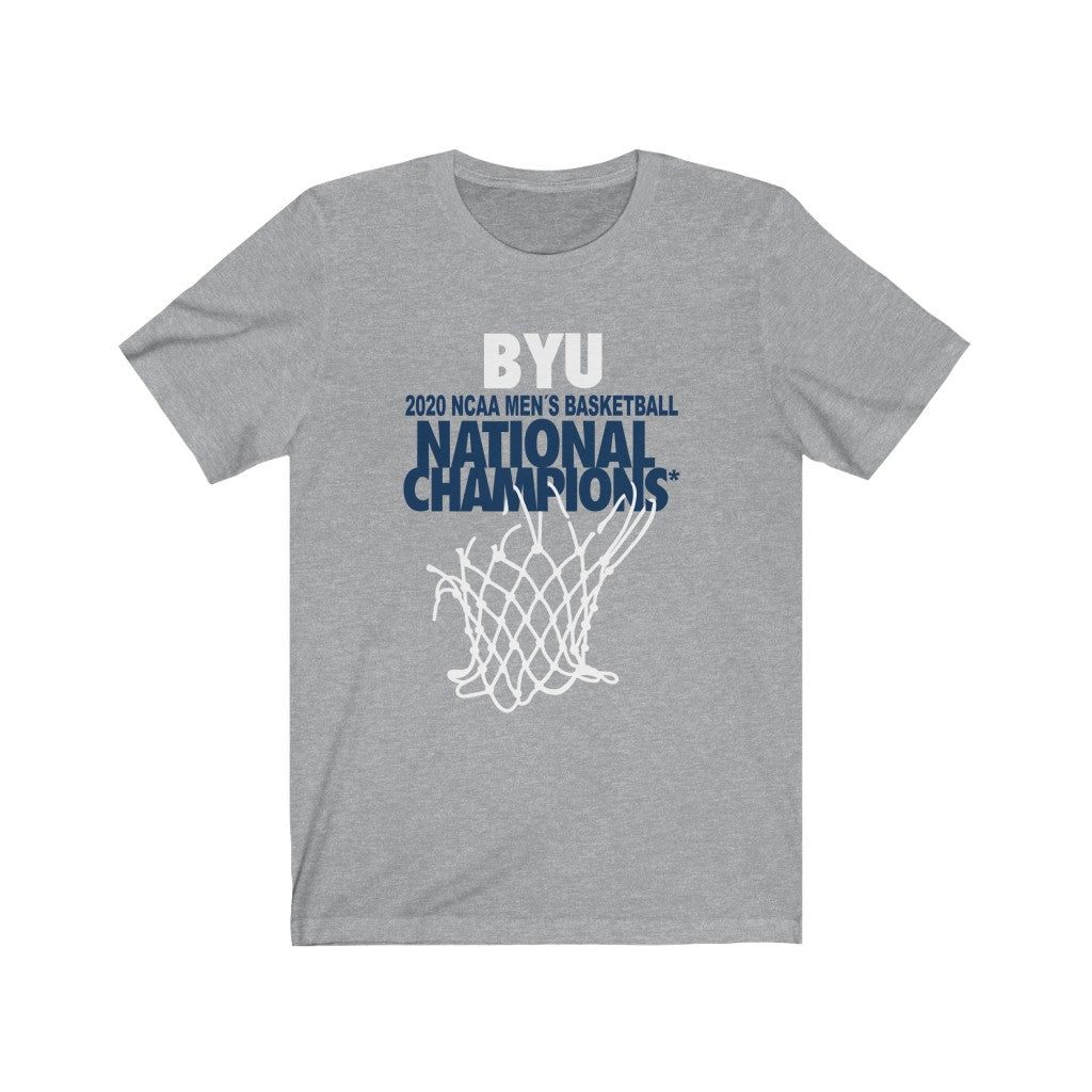 BYU 2020 Champs* Shirt