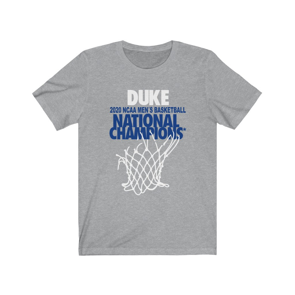 Duke 2020 Champs* Shirt