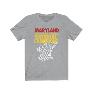 Maryland 2020 Champs* Shirt