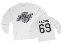 Load image into Gallery viewer, Joe Exotic Long Sleeve Shirsey