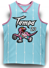 Load image into Gallery viewer, The Tampa Raps Special Edition Jersey- Blue Edition