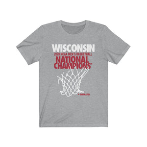 Wisconsin 2020 (Simulated) Champs* Shirt