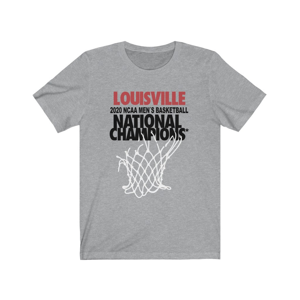 Louisville 2020 Champs* Shirt