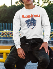 Load image into Gallery viewer, Masked Mamba Crewneck Sweatshirt