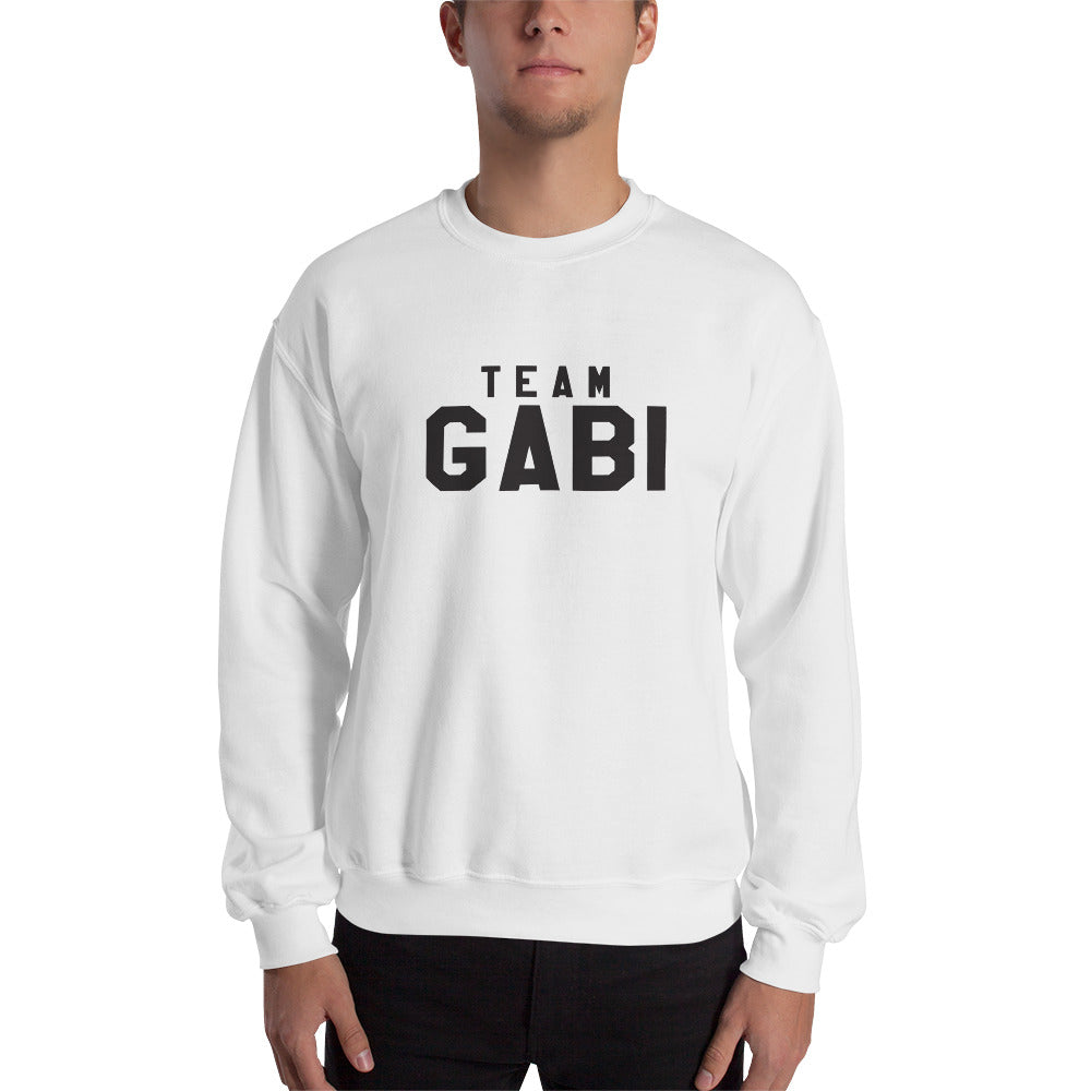 Team Gabi Unisex Sweatshirt