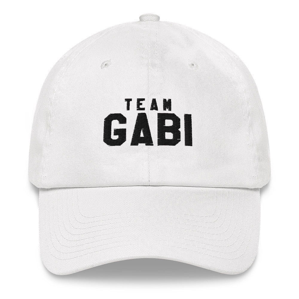 Team Gabi Dad Hat