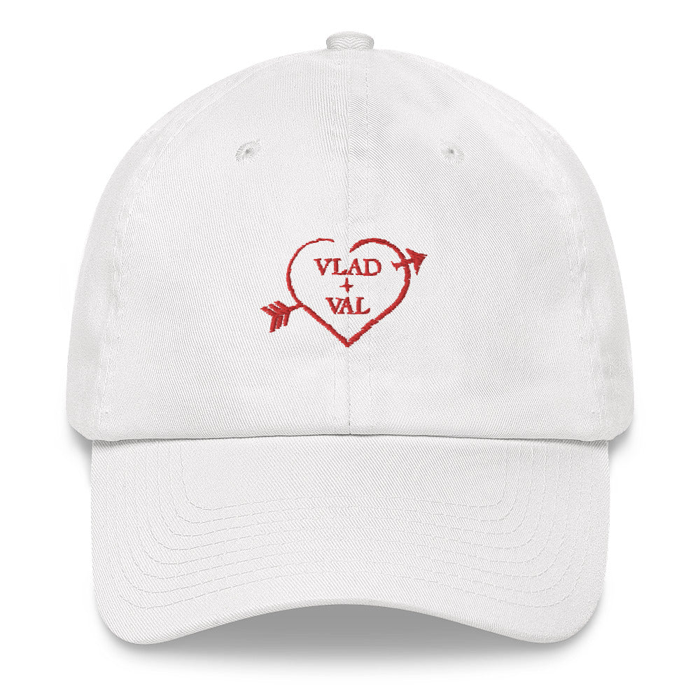 Vlad and Val Dad Hat