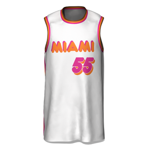 The Miami Runs On Duncan Jersey