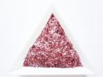 Sweet Pink Tinsel, 0.2x1.5mm, Solvent Resistant Glitter