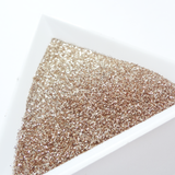 "Chiffon Gold Loose Ultra Fine Glitter, .008"" Hex, 0.2mm 1/128"
