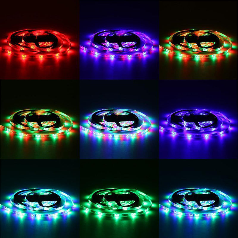 Cabinsight™ Colorful LED remote control light strip