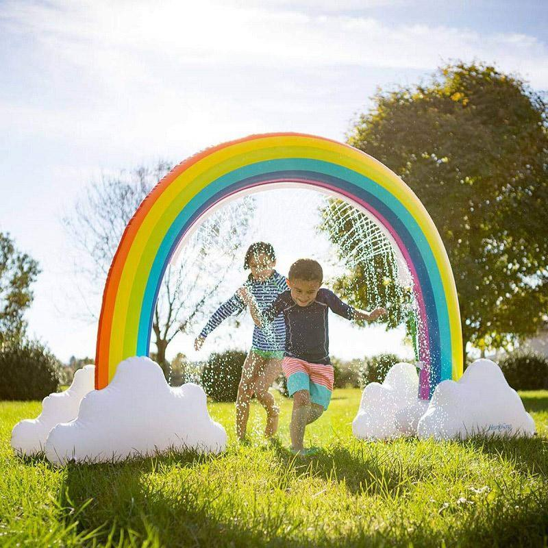 Cabinsight™ Inflatable Water Spray Rainbow Arch