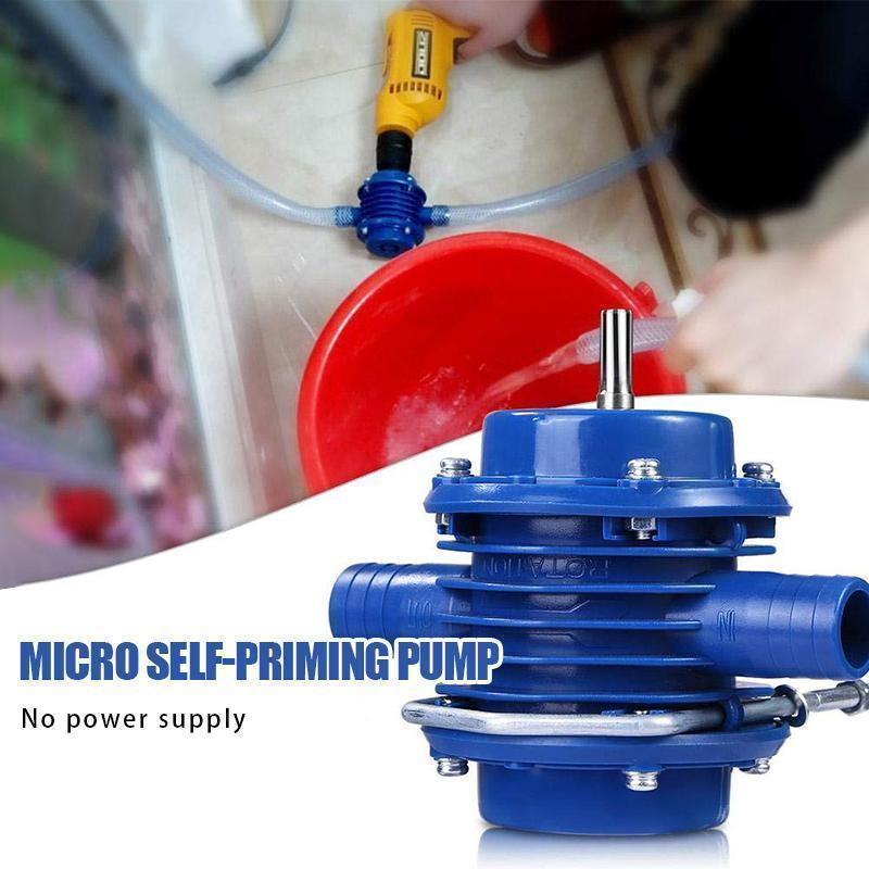 Cabinsight™ Household Micro Self-priming Pump